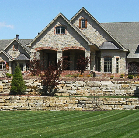 Retaining Wall in St. Louis, MO